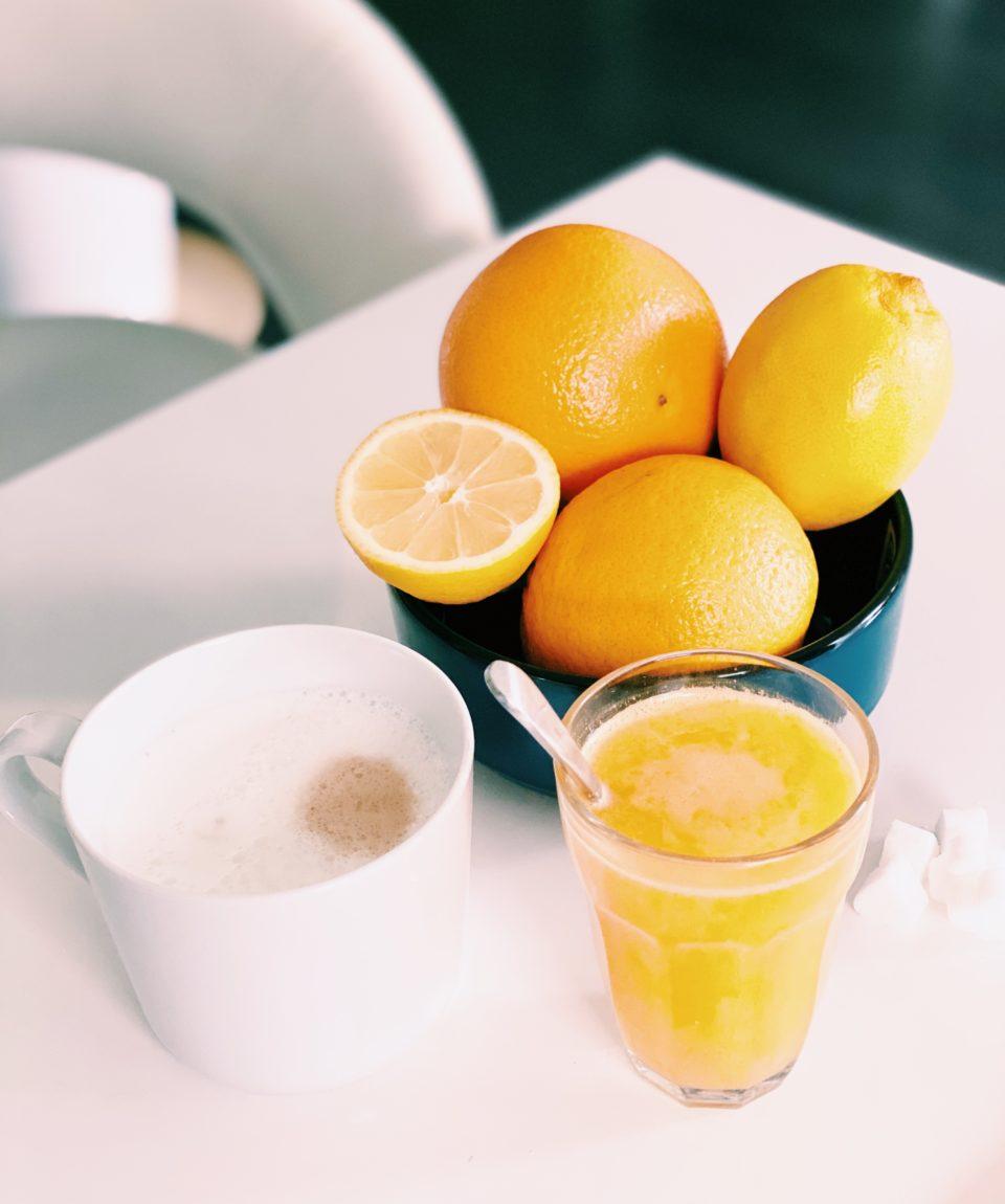 Mon petit-déjeuner équilibré qui m'aide vraiment à résister à l'hiver