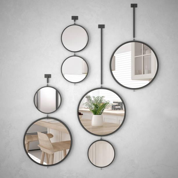 Le miroir : cet objet indispensable pour mieux vivre en hiver !
