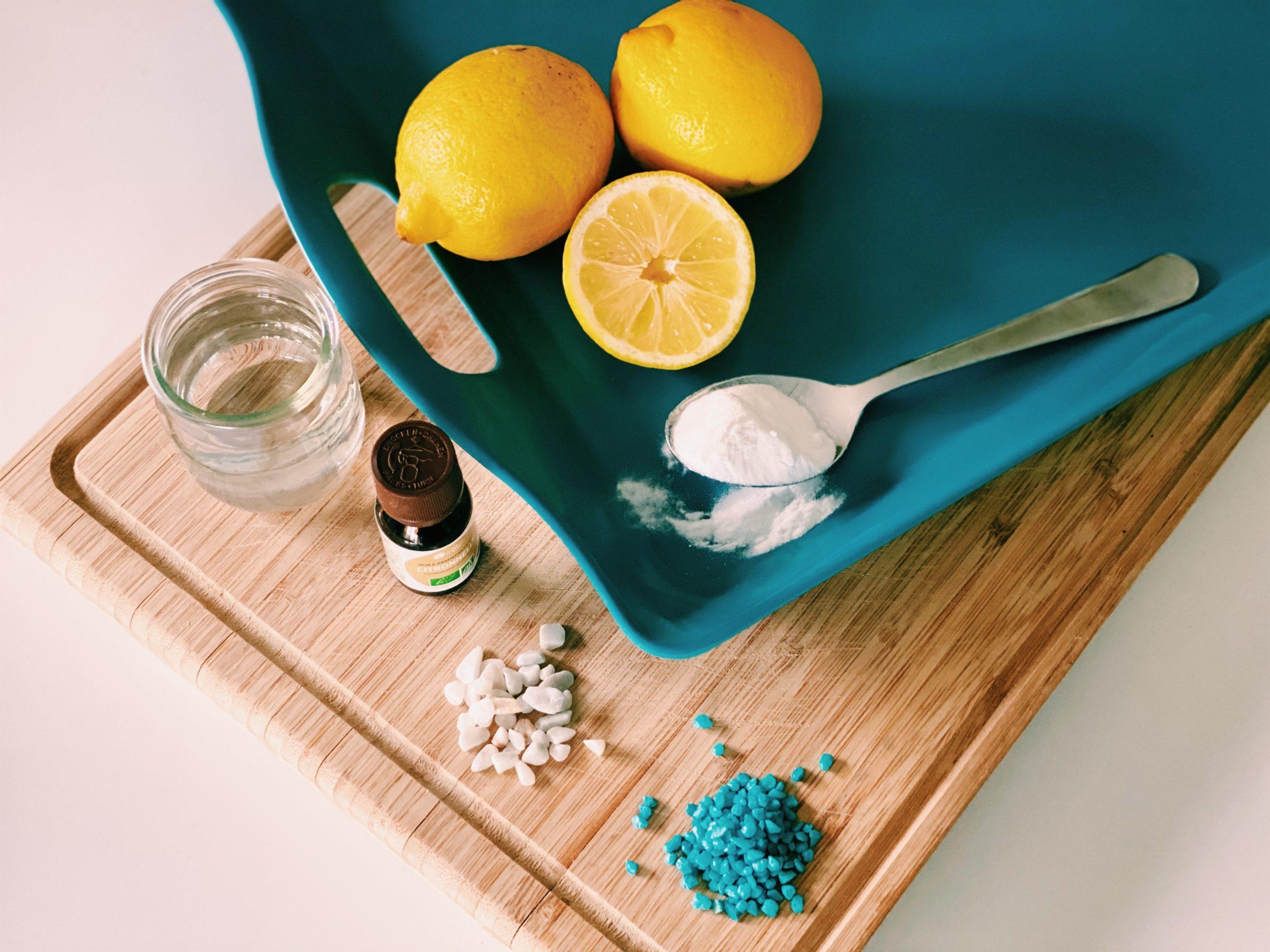 DIY : La recette de mon spray nettoyant multi-usage naturel