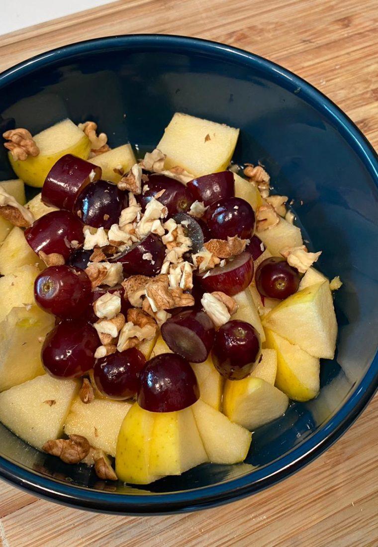 Ma salade de fruits toute simple (mais très efficace) pour combattre les allergies !
