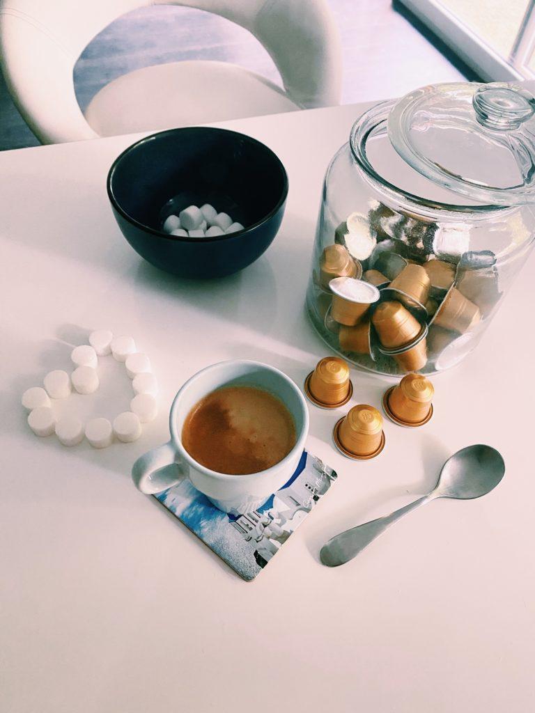 Le café est riche en antioxydants