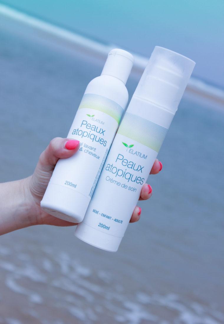 Ma routine beauté pour une peau sensible réconfortée après des vacances au soleil !