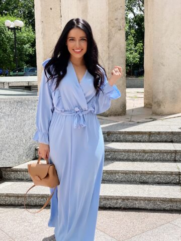 Les robes dans mon dressing cet été ! - Virginie Hilssone